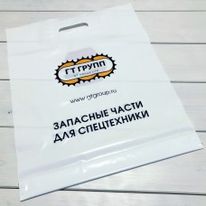 Печать на ПНД пакетах
