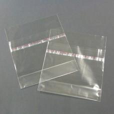 Полипропиленовые пакеты с донной складкой и клапаном