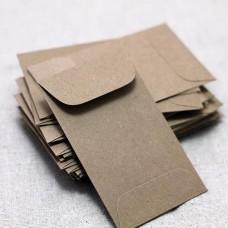 Конверты из бумаги или ламинированной бумаги