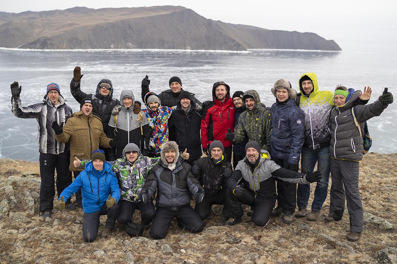 Поездка на Байкал 2019