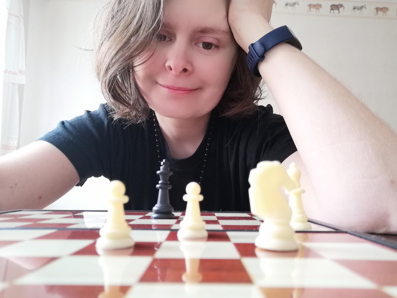 Дарья Мельникова - всегда в игре!